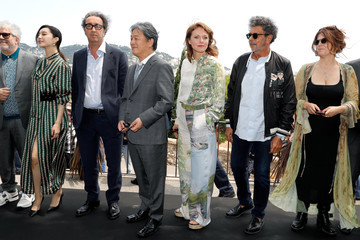 Gabriel Yared Mayor's Aioli Event at the 70th Annual Cannes Film Festival