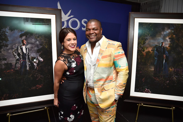 Grey Goose Presents Kehinde Wiley Art Auction