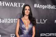 Sofia Resing arrives at Gabrielle's Angel Foundation's Angel Ball 2017 at Cipriani Wall Street on October 23, 2017 in New York City.