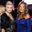 Denise Rich and Ivana Trump
