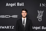 Andrew Warren arrives at the Angel Ball 2019 hosted by Gabrielle's Angel Foundation at Cipriani Wall Street on October 28, 2019 in New York City.