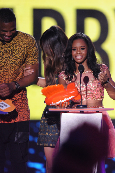 Is Olympic star Gabby Douglas dating someone?