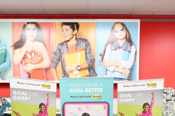 Gabrielle Douglas Champion Gymnast Gabby Douglas and Post-it Brand Make It Stick For Back-to-School 2017 at Target in Edina, MN