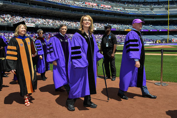 Gabrielle Giffords New York University 2017 Commencement