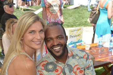 """Gabrielle Reece Children Mending Hearts 6th Annual Fundraiser """"Empathy Rocks: A Spring Into Summer Bash"""" In Beverly Hills, CA"""