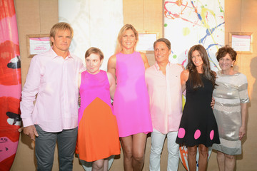 Gabrielle Reece Moet & Chandon Toasts to Paddle for Pink