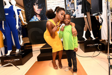 Gabrielle Union Gabrielle Union Collection Launch at New York & Company