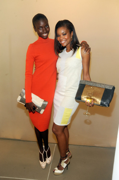 Gabrielle Union - Calvin Klein Collection Celebrates Fashion's Night Out 2012