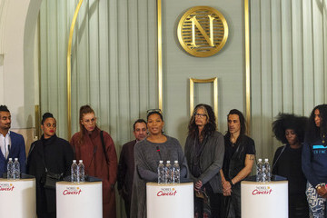 Gabrielle Nobel Peace Prize Concert Press Conference
