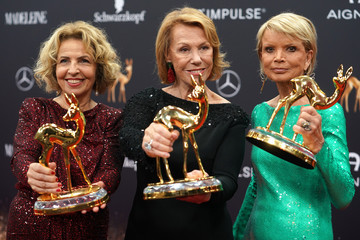 Gaby Dohm Winners Board - Bambi Awards 2019