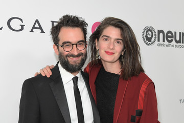 Gaby Hoffmann 25th Annual Elton John AIDS Foundation's Oscar Viewing Party With Cocktails by Clase Azul Tequila and Chopin Vodka