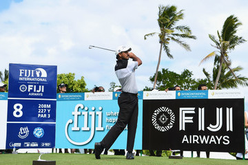 Gaganjeet Bhullar Fiji International - Day Four