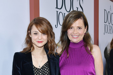 Gail Mancuso Premiere Of Universal Pictures' 'A Dog's Journey' - Red Carpet
