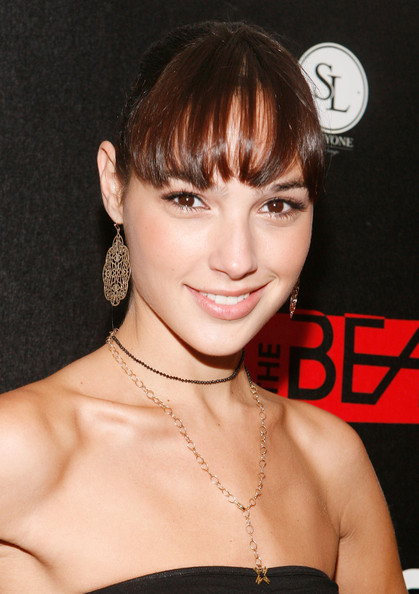 "Gal Gadot - The CW Network Celebrates Its New Series ""The Beautiful Life: TBL"" Arrivals"