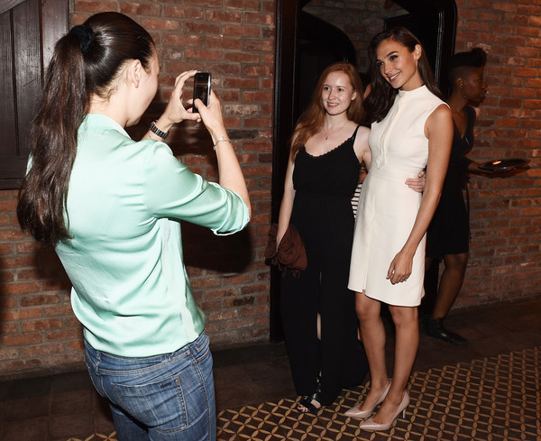 a9c53125c Gal Gadot Photos - 1313 of 1483. Guests Attend the Gucci Bamboo Fragrance  Launch