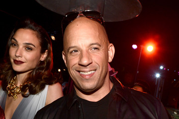 Gal Gadot Celebs at the 'Fast and Furious 6' Afterparty