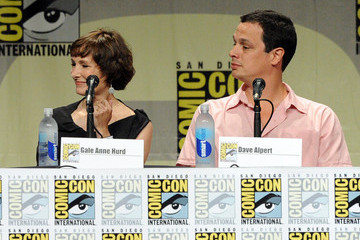 Gale Ann Hurd 'The Walking Dead' Panel at Comic-Con