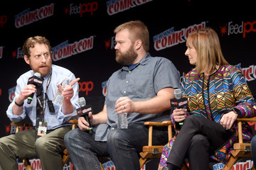 Gale Ann Hurd AMC Presents 'The Walking Dead' at New York Comic Con