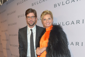 Gale Harold BVLGARI Celebrates Elizabeth Taylor's Magnificent Collection Of BVLGARI Jewelry - Red Carpet