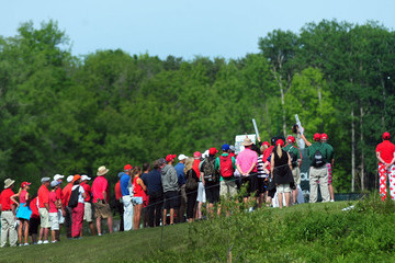 Gallery Manulife Financial LPGA Classic: Round 2