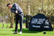 AUCHTERARDER, SCOTLAND MAY 11 : John Gallagher of Douglas Park Golf Club in action during the Galvin Green PGA Assistants' Championship - Scottish Qualifier at Auchterarder Golf Club on May 11, 2015 in Auchterarder, Scotland.