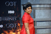 """Phoebe Robinson attends the """"Game Of Thrones"""" Season 8 Premiere on April 03, 2019 in New York City."""
