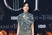 """Sibel Kekilli attends the """"Game Of Thrones"""" Season 8 Premiere on April 03, 2019 in New York City."""