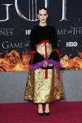 """Sarah Paulson attends the """"Game Of Thrones"""" Season 8 Premiere on April 03, 2019 in New York City."""