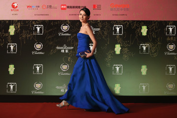 Gao Yuan Yuan 17th Shanghai International Film Festival - Red Carpet & Opening Ceremony