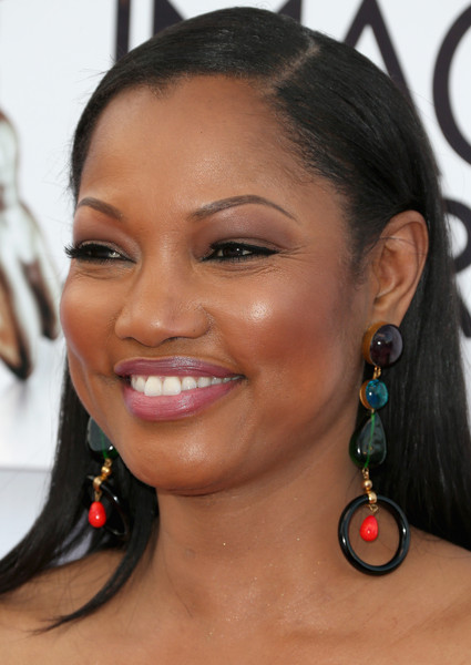 garcelle beauvais pictures 46th naacp image awards zimbio. Black Bedroom Furniture Sets. Home Design Ideas
