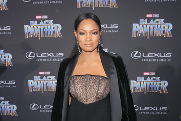 Garcelle Beauvais The Los Angeles World Premiere of Marvel Studios' 'Black Panther'