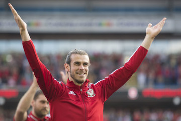 Gareth Bale Wales Homecoming Tour and Show