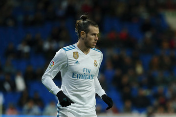 Gareth Bale Real Madrid vs. Getafe - La Liga