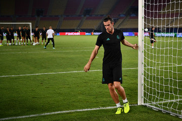 Gareth Bale UEFA Super Cup - Previews
