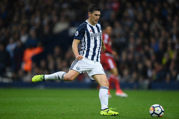 Gareth Barry West Bromwich Albion v Watford - Premier League