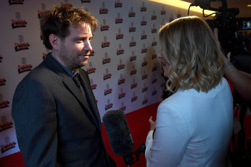 Gareth Edwards Three Empire Awards - Roaming Arrivals