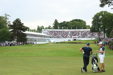 Gareth Lord BMW PGA Championship - Day Four