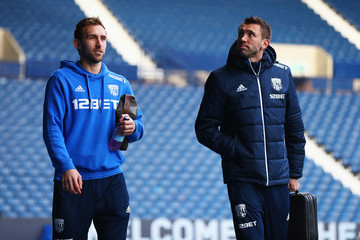 Gareth Mcauley West Bromwich Albion v Arsenal - Premier League