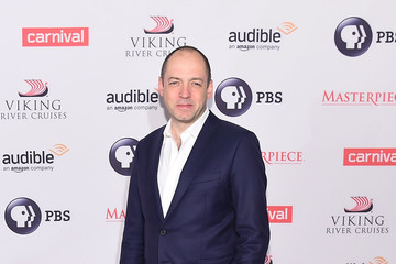 Gareth Neame The 'Downton Abbey' Series Season Six Premiere