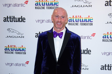 Gareth Thomas Attitude Awards 2019 - Red Carpet Arrivals