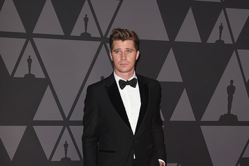 Garrett Hedlund Academy of Motion Picture Arts and Sciences' 9th Annual Governors Awards - Arrivals
