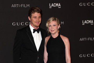 Garrett Hedlund Arrivals at the LACMA Art + Film Gala — Part 3