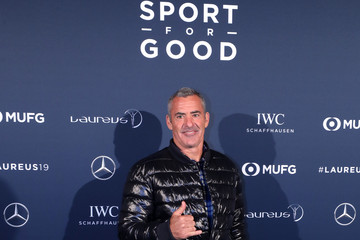 Garrett McNamara Laureus Academy Welcome Reception - 2019 Laureus World Sports Awards - Monaco