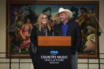 Garth Brooks 2018 Country Music Hall Of Fame Inductees Announcement