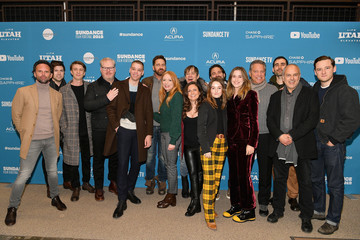 Garth Stevenson 2019 Sundance Film Festival - 'Them That Follow' Premiere