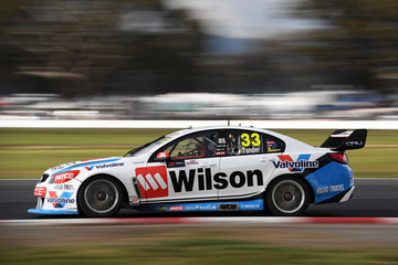 Garth Tander Supercars - Winton SuperSprint