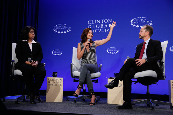 Clinton Global Initiative 2015 Annual Meeting - Day 1