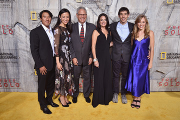 Gary E. Knell Premiere Of National Geographic Documentary Films' 'Free Solo' At Jazz At Lincoln Center
