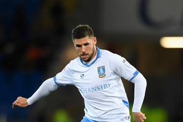 Gary Hooper Cardiff City v Sheffield Wednesday - Sky Bet Championship