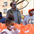 Gary Jenkins Food Bank For New York City, Tracy Morgan, And Council Member Robert E. Cornegy Jr. Distribute Turkeys To Brooklyn Families In Celebration Of Thanksgiving